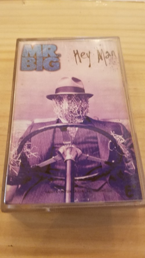 MR. BIG   /  Hey Man
