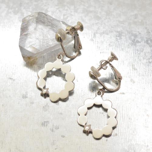 Planet earring