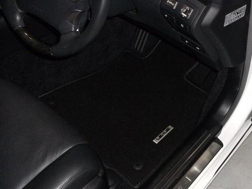 Lexus LS 600h Standard Floor Mats (RHD)