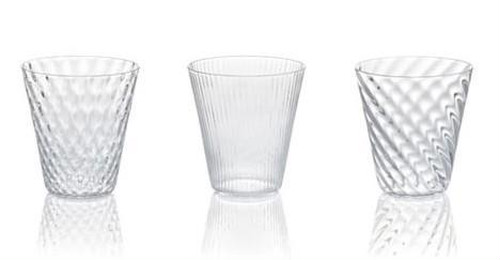 Shotoku glass - V-glass
