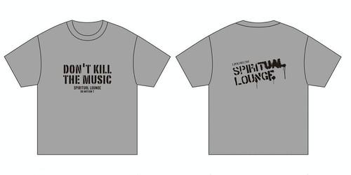 Donation T-ShirtsA(HEATHER GRAY)+ドネイションステッカーセット