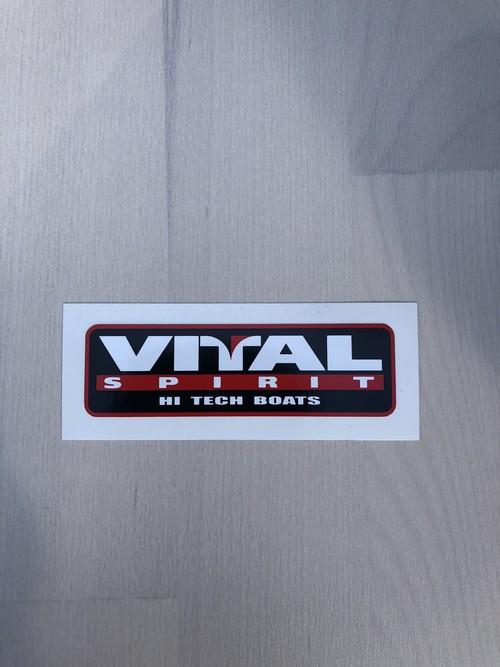 VITAL SPIRIT ステッカー 大
