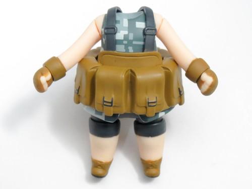 【SALE】【196】 砂漠のあーみーさん 体パーツ 戦闘服 ねんどろいど