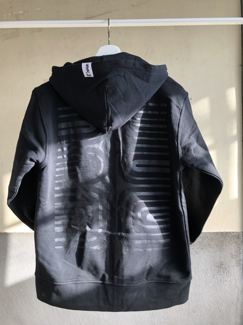Jomon Hoody Type 2 Black