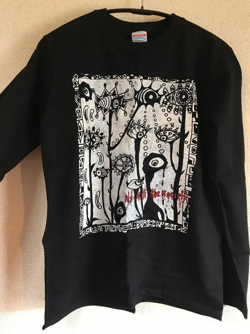 ロングT-shirt 5.6oz サイズ:160