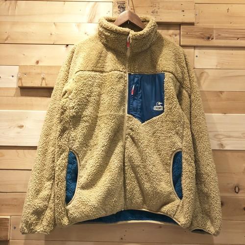 【送料無料】CHUMS 防風 ボンディング フリースジャケット チャムス Bonding Fleece Jacket CH04-1181