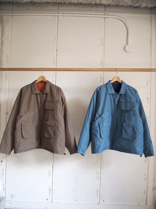 NOROLL, TWO FACE JACKET