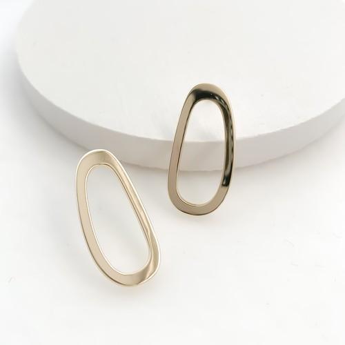 oval circle  pierces/nohole  n530