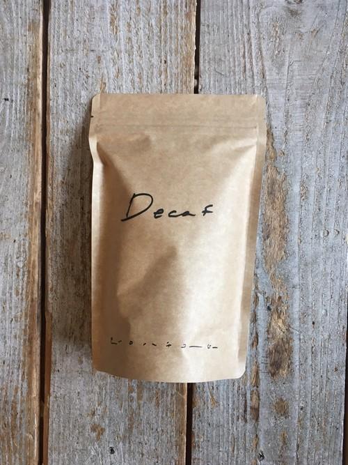 【カフェインレス】 ペルー ウィダーガルシア 中煎り 200g