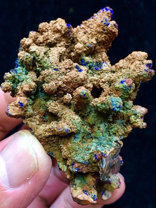 4) 共生鉱物・水晶クラスター