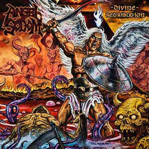 "ANGEL OF SODOM ""Divine Retribution"" (輸入盤)"