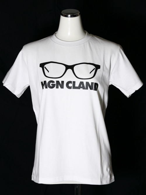 MGN CLAND Tシャツ 白【期間限定受付販売】