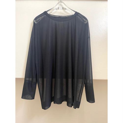 【hippiness】 reversy espandy long sleeve(black) / 【ヒッピネス】リバーシー エスパンディー ロング スリーブ(ブラック)