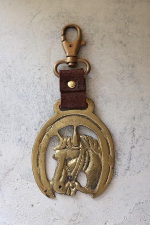 フランスヴィンテージ ホースシュータグ FRANCE VINTAGE Horse-shoe Tag / an-15035