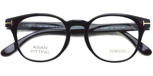 "TF5400F 001 (Black)  ""Asian Fitting""  / TOMFORD"