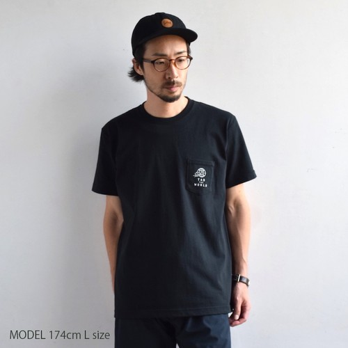 "7.1oz ヘビーウェイトTee ""TAB THE WORLD"""