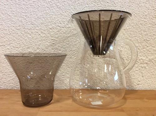 KINTO コーヒーカラフェ4cups