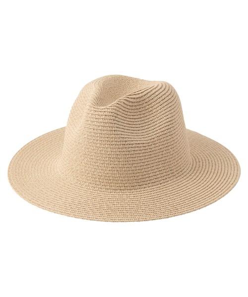 LONG BRIM PAPER HAT[REH110]