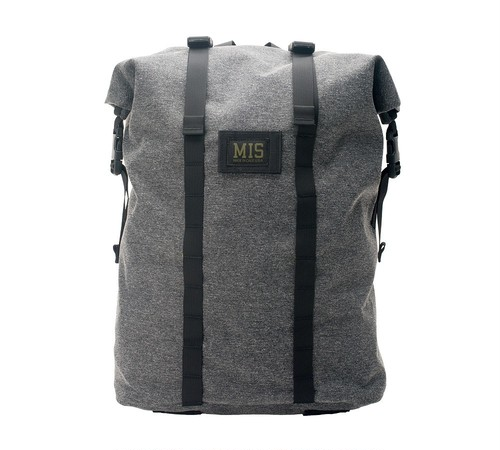MIS-1009 ROLL UP  BACKPACK -  DENIM CODURA