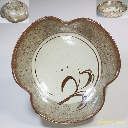 信楽焼菓子鉢W5920