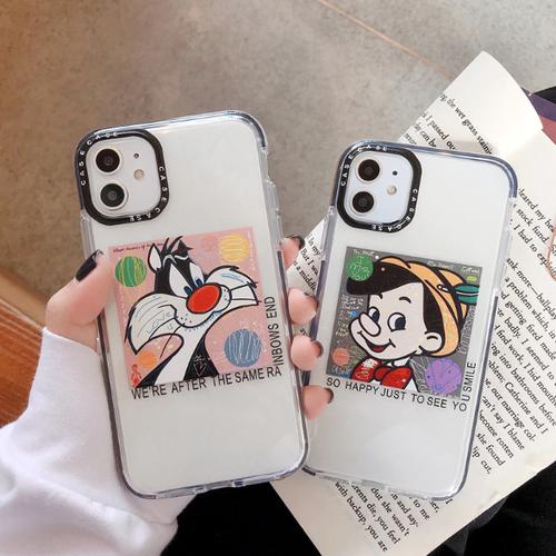 【オーダー商品】Boy Rabbit iphone case