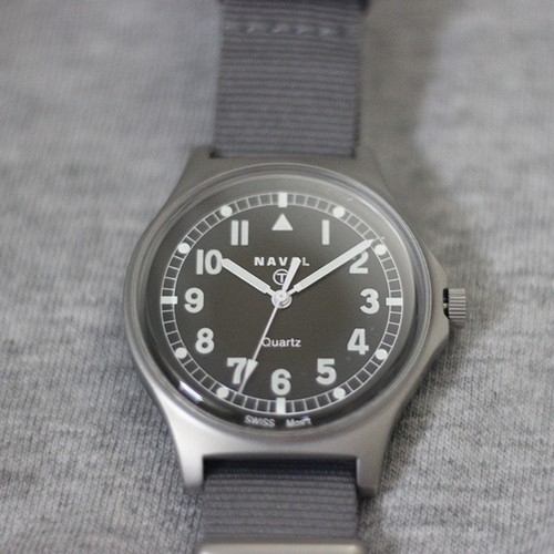 Naval military watch Mil.-03  Royal army Type