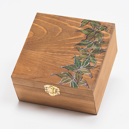 Wood box [Mile Lei]【KNGD-0030】