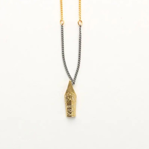 Aquvii | Fountain pen series (Necklace)