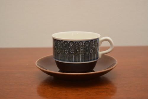 ロールストランドアマンダカップ&ソーサー【RORSTRAND/AMANDA】北欧 食器・雑貨 ヴィンテージ | ALKU