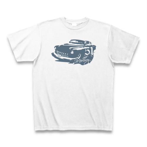 送料無料 やっぱりアメ車は50'Sビンテージカー(車)オリジナル メンズTシャツ