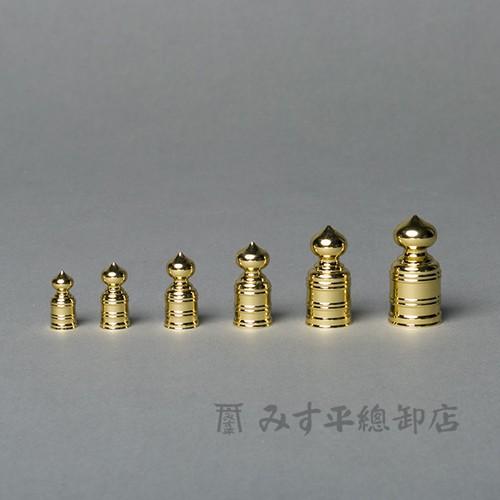 擬宝珠(ぎぼし)3分5厘
