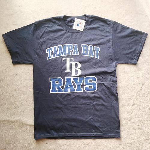 MLB 筒香 タンパベイ レイズ TAMPABAY RAYS Tシャツ 半袖 半袖Tシャツ M L XL 2835