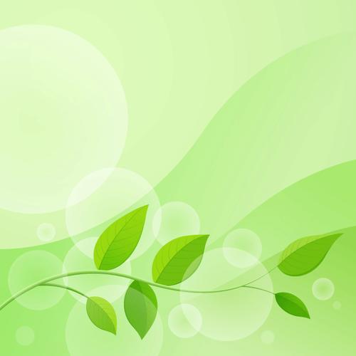 緑 葉 背景