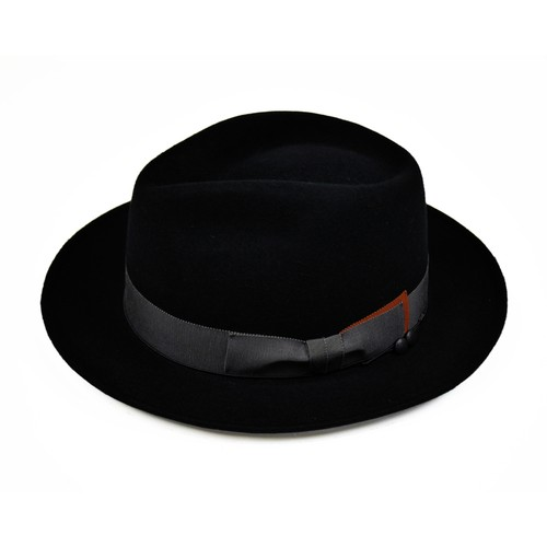 TOP KNOT | HAT STANDARD - Black [82024002]