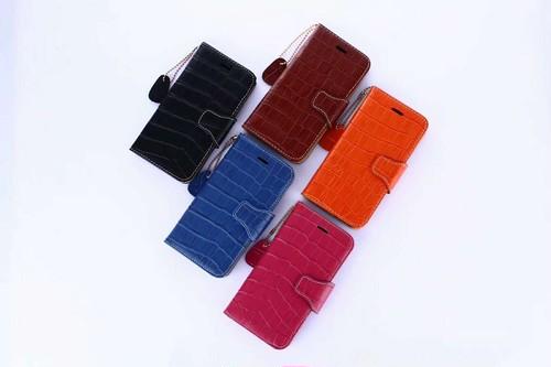 カッコイイ iPhone8 plus 高品質 ワニ 革製 手帳型ケース オシャレ iphoneXケース カード入れ アイフォン7カバー 男女通用