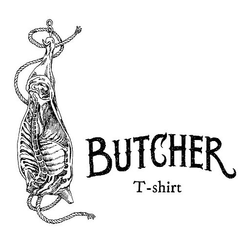 """BUTCHER"" T-shirt"