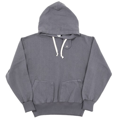 WORKERS / FC Knit Heavy Weight Parka Grey Msize