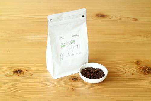 《コーヒー豆200g》エチオピア アラカ農園 サンドライ(ナチュラル)
