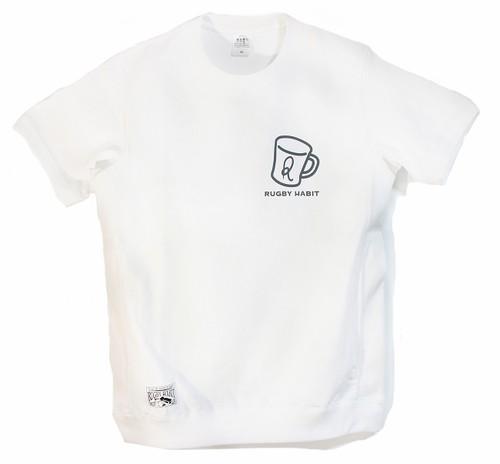 Mug サイドリブ T-shirts / ホワイト