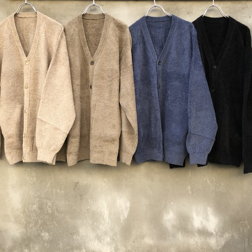"crepuscule  ""cotton mole cardigan"""