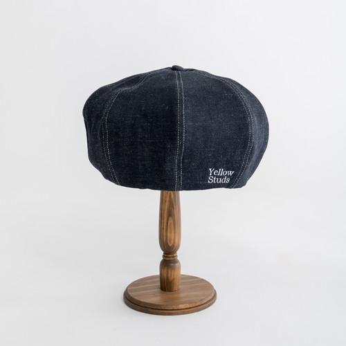 C/L denim beret(YS-005)