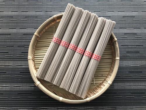 手延べ麺 蕎麦風味 54束