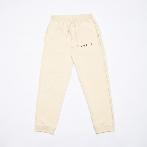 CRATE Sweat Pants NATURAL
