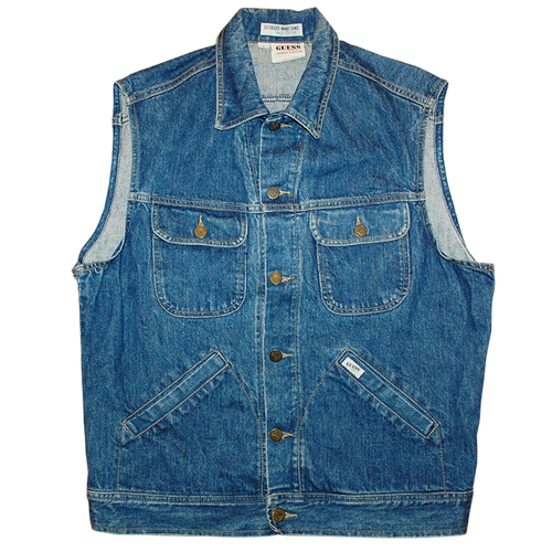 """Guess"" Vintage Denim Best Used"