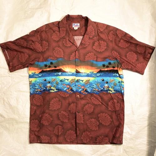 【HAWAII】アロハシャツ Made in Hawaii