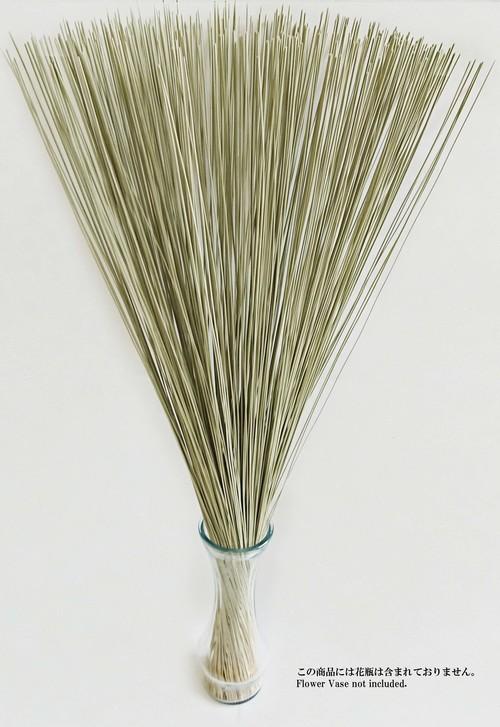 【イ草フラワー 生成】Rush Grass Flower Kinari 70cm