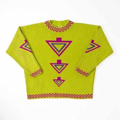 ''GOsport'' wool knit