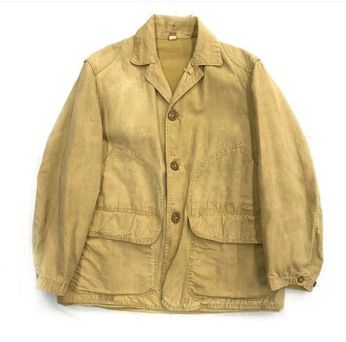 1940's HETTRICK-MFG.CO Hunting Jacket