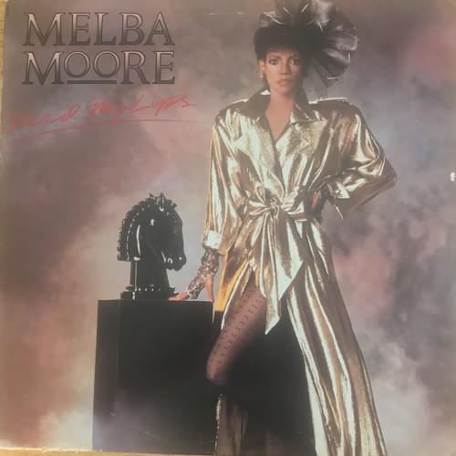 MELBA MOORE / READ MY LIPS (1985)