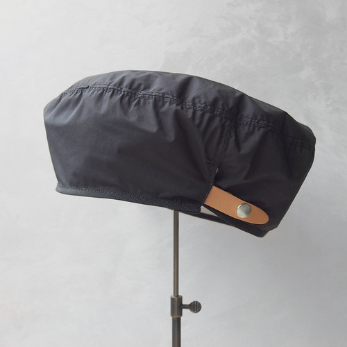 Nine Tailor Dish beret Black